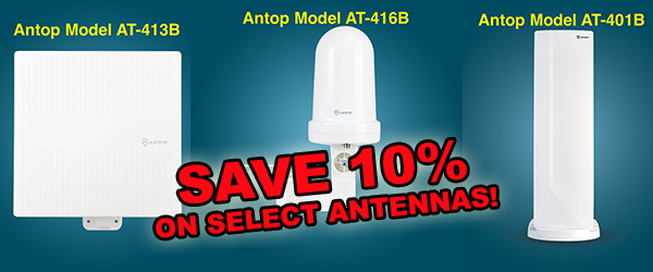Antenna Sale!