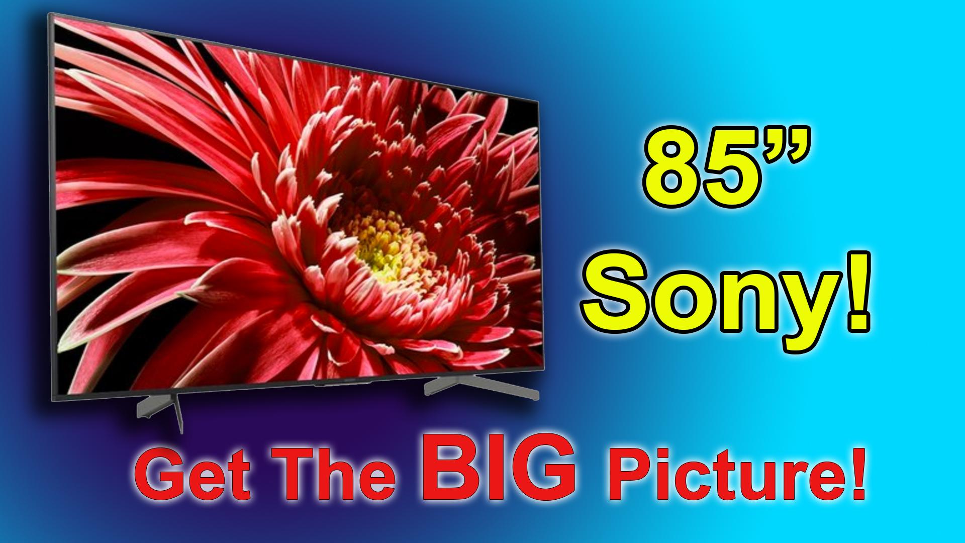 XBR85X850G 85