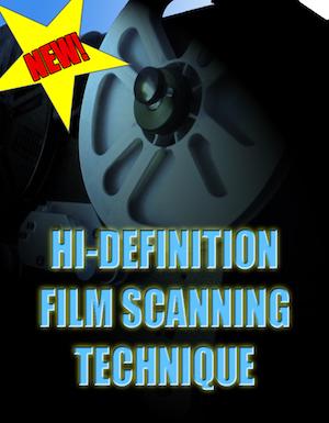 Film Scan Graphic